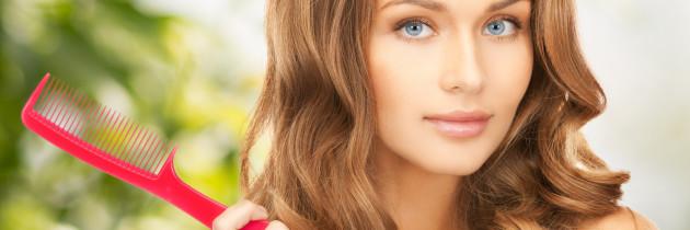 остановить выпадение волос
